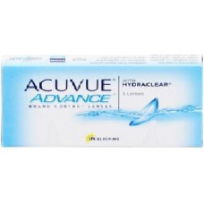Acuvue advance (6 шт.)