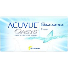 Acuvue Oasys (12 штук)