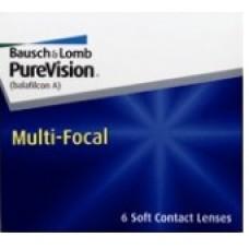 Pure Vision Multi-Focal (6 шт.)